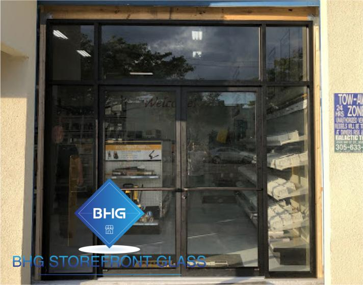 commercial glass install denver window replacement company 549